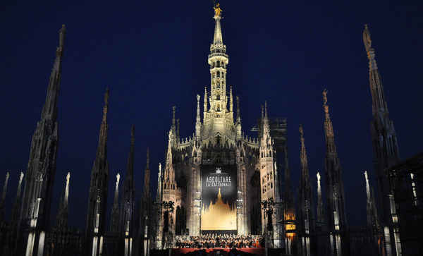 Ascoltare la Cattedrale